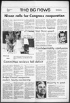 The BG News January 21, 1972