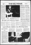 The BG News January 25, 1972
