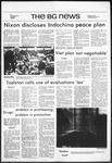 The BG News January 26, 1972
