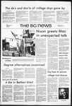 The BG News February 22, 1972