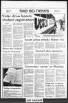 The BG News March 1, 1972