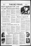 The BG News March 3, 1972