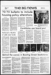 The BG News March 7, 1972