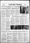 The BG News March 7, 1972