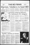 The BG News March 9, 1972