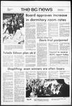 The BG News March 29, 1972