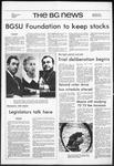 The BG News March 31, 1972