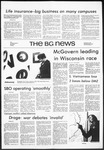 The BG News April 5, 1972