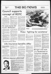 The BG News April 6, 1972