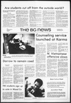 The BG News April 11, 1972
