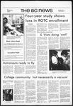 The BG News April 12, 1972