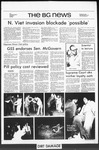 The BG News April 19, 1972