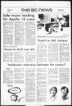 The BG News April 21, 1972