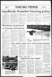 The BG News April 25, 1972
