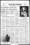 The BG News April 26, 1972