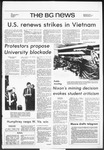 The BG News May 10, 1972