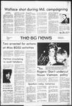 The BG News May 16, 1972