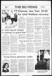 The BG News May 18, 1972
