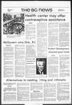 The BG News May 24, 1972