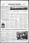The BG News May 25, 1972