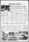The BG News May 30, 1972