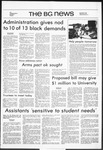 The BG News June 2, 1972