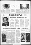 The BG News July 6, 1972