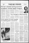 The BG News July 27, 1972