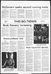 The BG News August 3, 1972