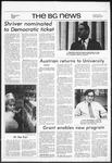 The BG News August 10, 1972