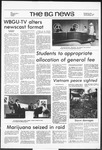 The BG News August 17, 1972