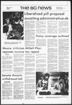 The BG News September 27, 1972