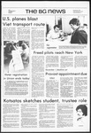 The BG News September 29, 1972