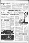 The BG News October 3, 1972