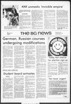 The BG News October 10, 1972