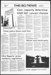 The BG News October 13, 1972