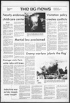 The BG News October 18, 1972