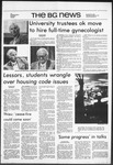 The BG News October 25, 1972