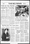 The BG News October 26, 1972