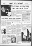 The BG News October 27, 1972