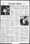 The BG News October 31, 1972