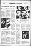 The BG News November 1, 1972