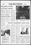 The BG News November 3, 1972