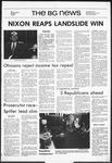 The BG News November 8, 1972