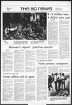 The BG News November 10, 1972