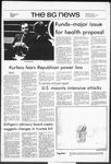 The BG News November 16, 1972