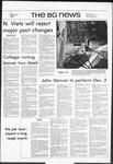 The BG News November 17, 1972