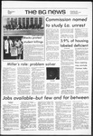 The BG News November 21, 1972