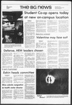 The BG News November 29, 1972