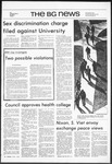 The BG News November 30, 1972